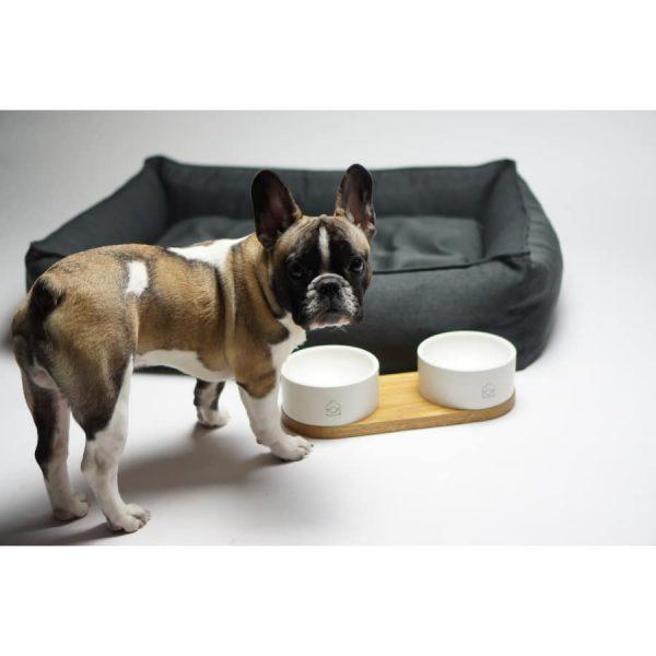 Antraciet Hondenbed Töve van Labbvenn 4