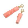 Koraal Roze tassel clip van Mutts & hounds