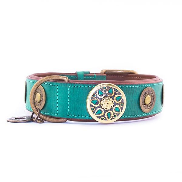 Hippe Hondenhalsband rebel 4cm
