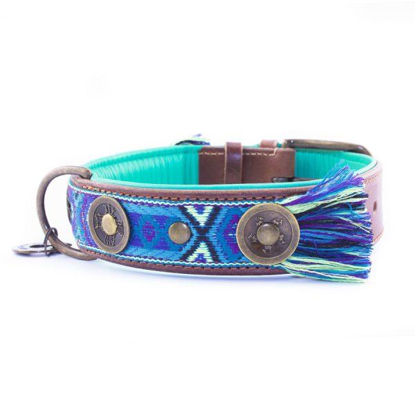 Ibiza hondenhalsband boho juan 2,5 cm