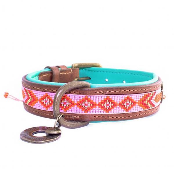 hondenhalsband Sweet Mae kralen