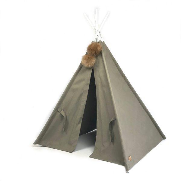 Honden tipi tent Boho open 1.0