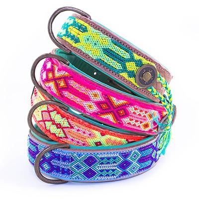 Hondenhalsbanden gypsy-4cm