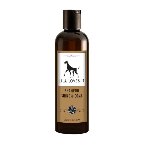Lila Loves It_Honden Shampoo Shine & Comb_250ml