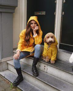 Hondenjas hondenkleding regenjas Dogahaves