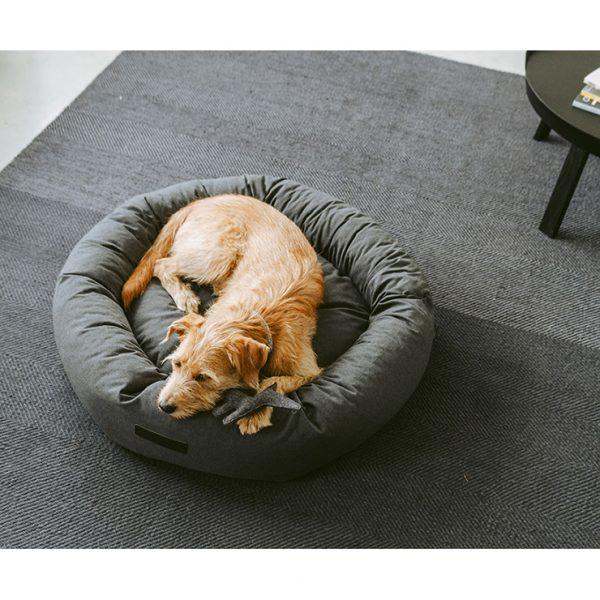 Hondenmand Rondo Miacara Antraciet Dogahaves