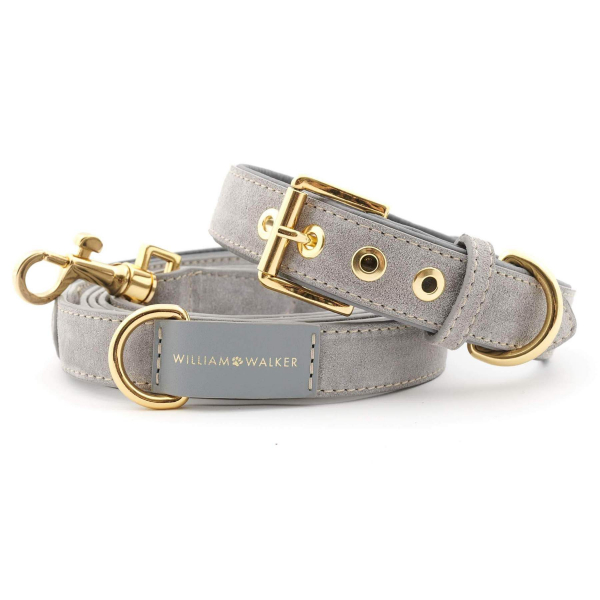 Leren hondenhalsband Dogahaves