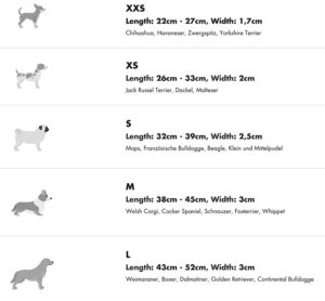 Suizeguide hondenhalsband William Walker